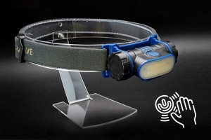 Light Wave Rechargeable Head Torch
